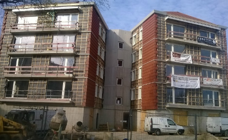 Photo de la construction publiée sur le site de Chamarel. Cliquez ici pour y accéder