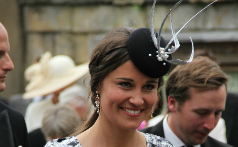 Pippa Middleton. Photo (c) TheMatthewSlack