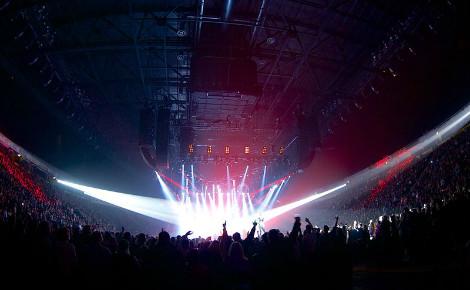 Le Manchester Arena. Photo (c) Rob Sinclair