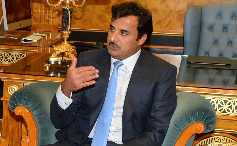 L'Émir du Qatar, Cheikh Tamim bin Hamad Al Thani. Photo (c) U.S. Department of State.