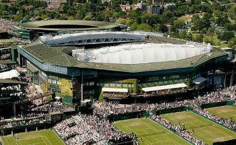 Wimbledon. Image du domaine public.