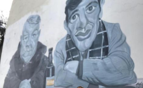 Jean Gabin et Jean-Paul Belmondo à l'affiche à Villerville. Cliquez ici pour accéder au site officiel
