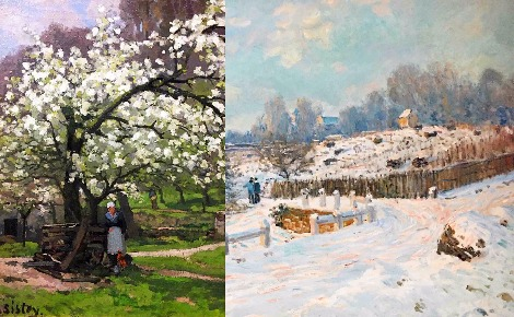 Expo Sisley LImpressionniste