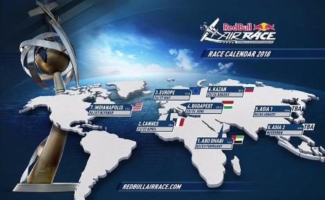 Calendrier de la course. Cliquez ici pour accéder au site officiel