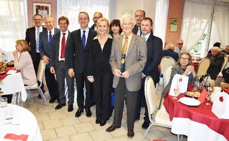 A la Résidence Bellando de Castro. Photo (c) Mairie de Monaco