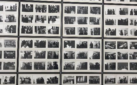 Exposition Jacques Charlier. Photo (c) Élisa Ludovicus