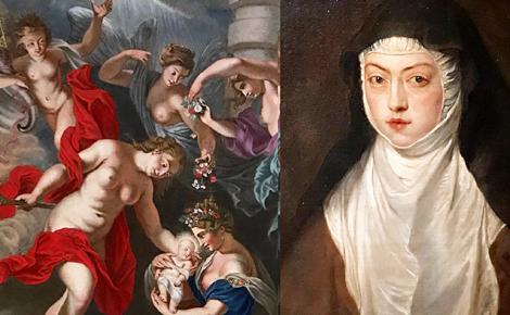 Pierre Paul Rubens. Photos et montage (c) Charlotte Service-Longépé