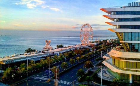 Manille, Philippines. Photo prise par l'auteur.