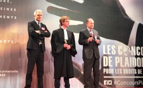 Photo publiée sur le compte Twitter du Mémorial de Caen.