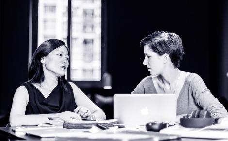 Ellen d'Anterroches et Margaux Lhermitte. Cliquez ici pour accéder au site
