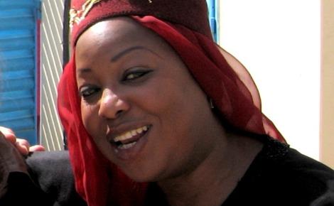 Fatma Samoura, secrétaire générale de la FIFA. Photo (c) Nando65