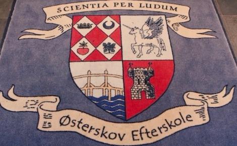 L'école Osterskov. Copie écran de la vidéo ci-dessous