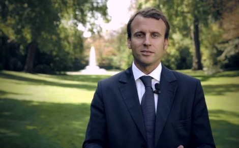 Emmanuel Macron. Photo (c) Gouvernement français