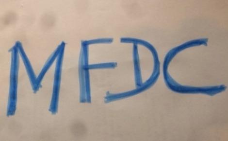 Mouvement des forces démocratiques de Casamance. Photo prise par l'auteur.