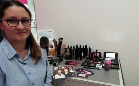 Angélique Hernandez. Photo (c) M. Cugnot