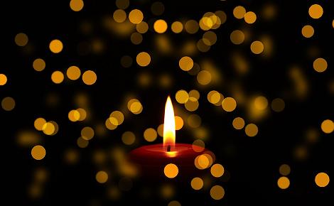 Lumières du deuil. Photo (c) Géralt
