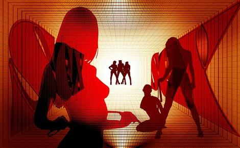 Prostitution au Sénégal: un fléau social alarmant. Photo (c) Geralt