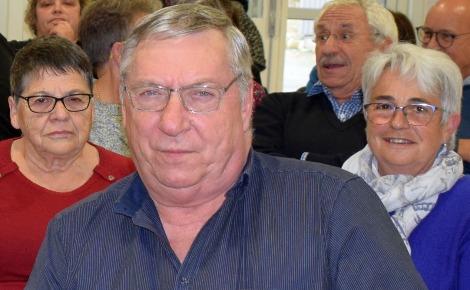 Patrick Corre, coresponsable du centre de Matignon. Photo (c) Cindy Giraud