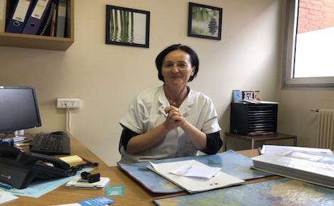 Dr. Isabelle Rayet. Photo (c) Olesya