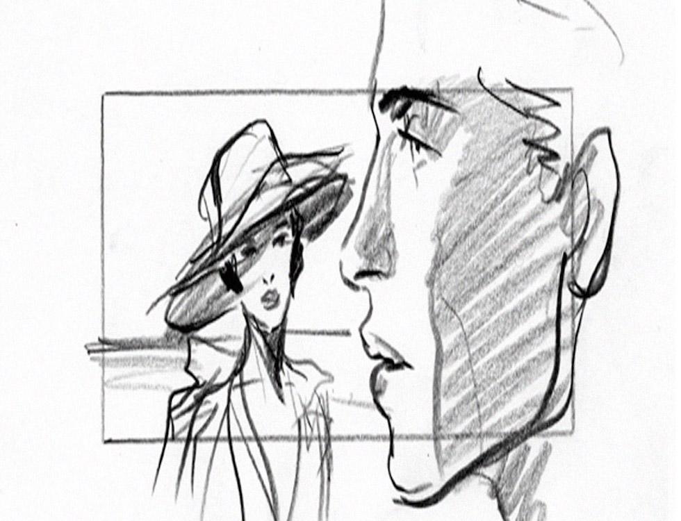 Illustration pour le film de Bouhnik (C) Maxime Rebière