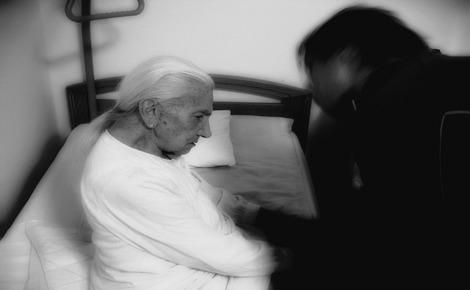 Immersion en maison de retraite. Photo (c) Geralt