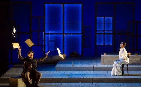 La Bohême de Puccini dans une version épurée (c) Opéra courtoisie