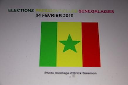 Elections présidentielles sénégalaises 2019. Photo (c) d'Erick Salemon Bassène