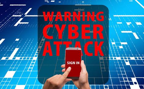 Une cyberattaque peut entraîner la fermeture d'une PME. Photo (c) Gerd Altmann
