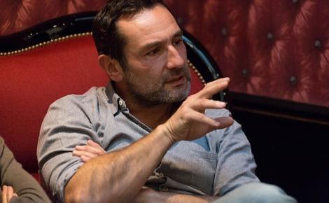 En un peu plus de 20 ans, Gilles Lellouche a participé à 65 films. Photo (c) Pablo Tupin-Noriega