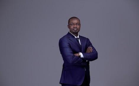 Ousmane Sonko, leader du PASTEF. Photo (c) remise à Erick Salemon Bassène par le candidat par le biais d'Abdou Sané
