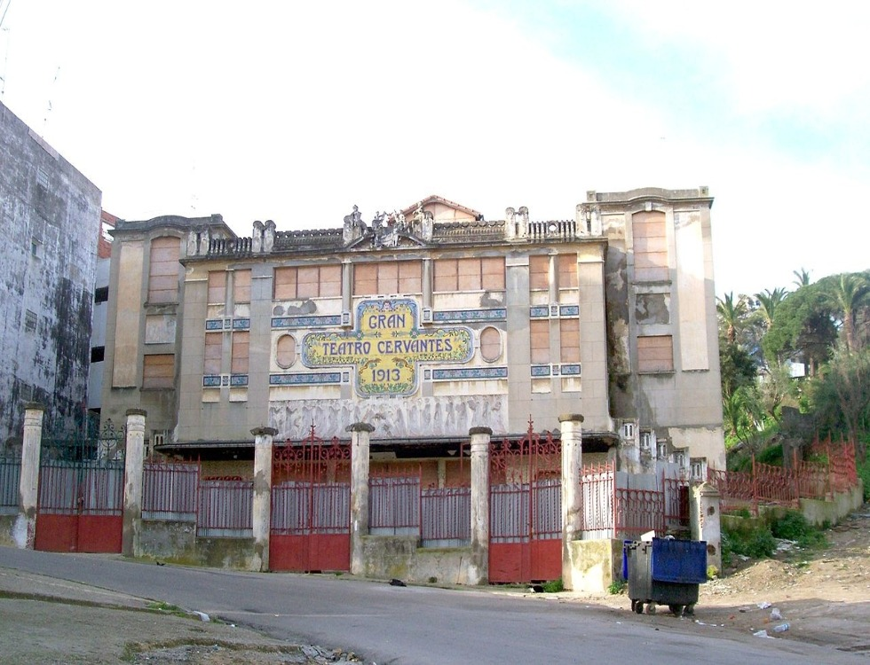 Une restauration qui demanderait un investissement de cinq millions d'euros (c) Cosmo45, Flick