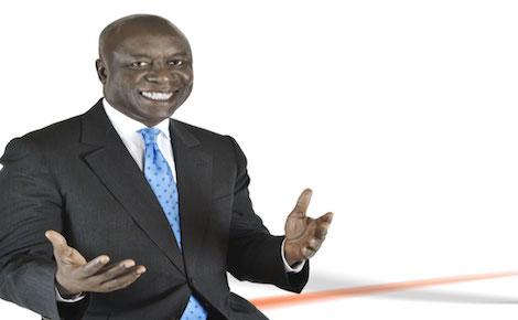 Idrissa Seck, candidat de la coalition Idy 2019. Photo (c) Khadimnesta