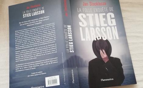 Le livre de l'enquête de Jan Stocklassa. Photo (c) Isabelle Lépine