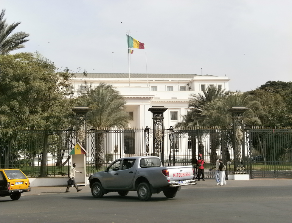 Palais présidentiel Dakar (c) HaguardDuNord