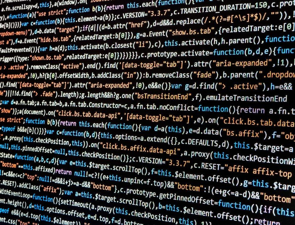 Des questions qui se posent jusque dans le codage des IA. Photo (c) Pexels
