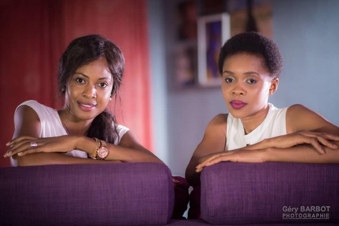 Oumou Compaoré (à droite) et Mariam Thiam, fondatrices de MEA. Photo courtoisie, MEA