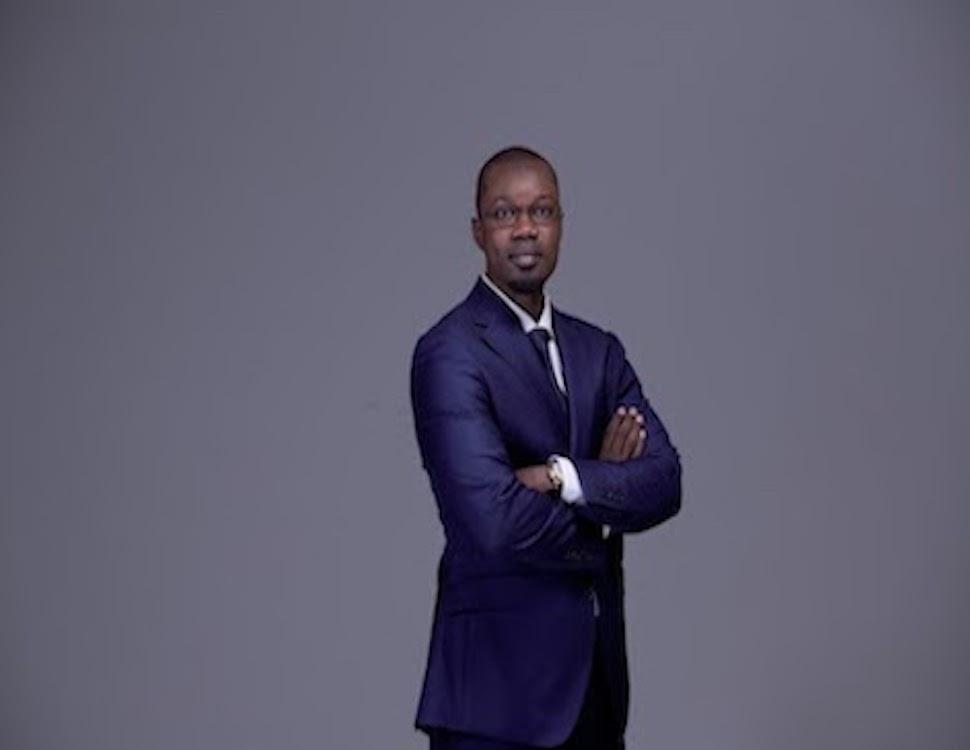 Ousmane Sonko, président de la coalition Sonko 2029- Photo (c) remise à Erick Salemon Bassène par le candidat par le biais d'Abdou Sané