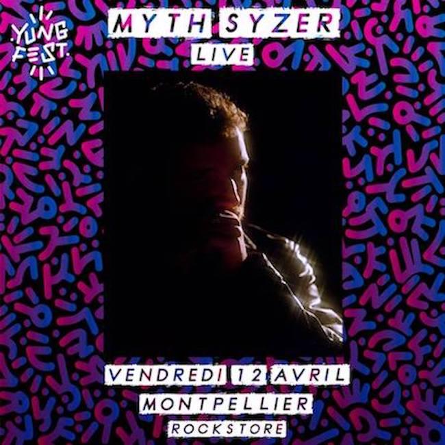 Myth Syzer, de beat maker à rappeur (c) Yung Fest