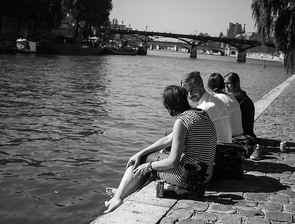 En Île-de-France, la part des jeunes dans la population figure parmi les plus élevées du pays. Photo (c) Patrick Marty-Pixabay