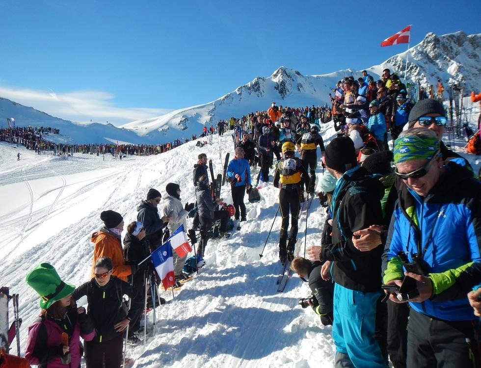 Des milliers de spectateurs ont assisté à cette course de renommée internationale (c) Pascal Dherbey