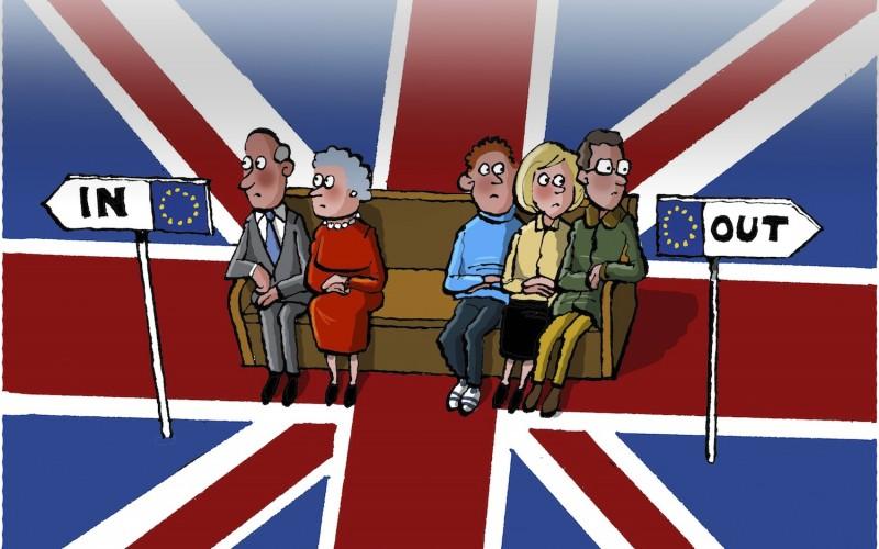 Brexit or not Brexit (c) GEG