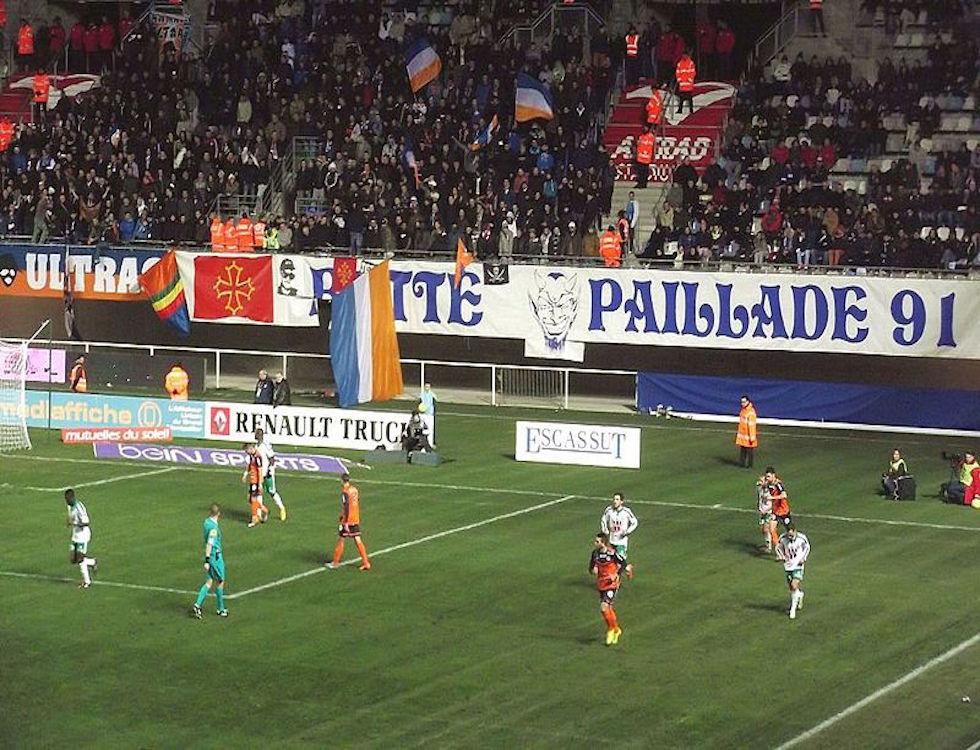 Stade de la Paillade (c) Wikimédia - 34 super héros