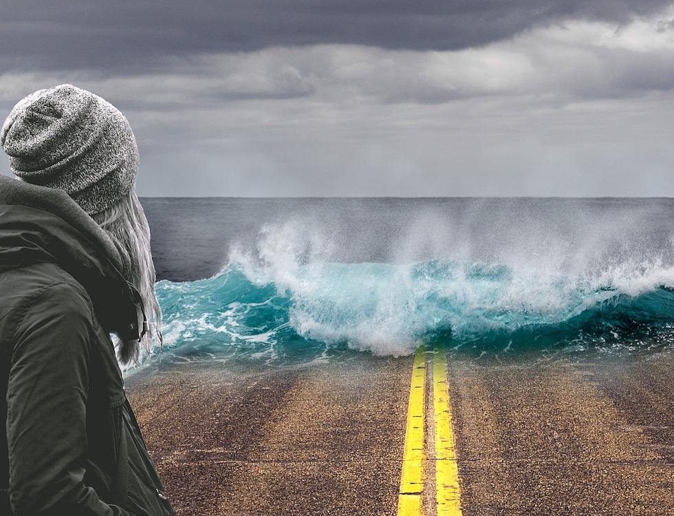 La montée des eaux serait-elle inéluctable ? Photo : Pete Linforth sur Pixabay