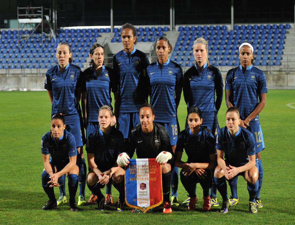 Equipe de France féminine 2015 (c) Wikipédia, Ailura