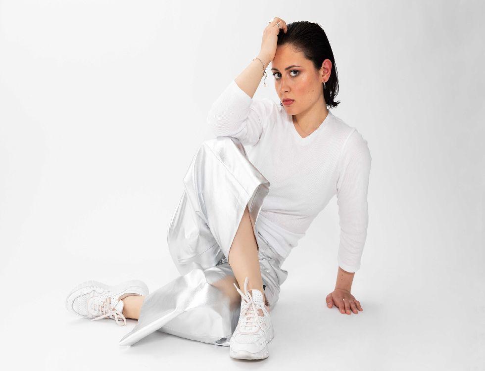 Renée Karameti crée le style. (c) DR.