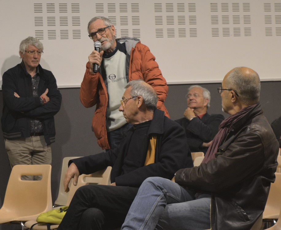 Quid de la communication pour ce débat local (c) Frédérique Gelas