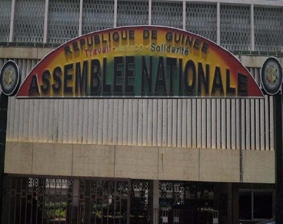 Assemblée nationale de Guinée. (c) Guineenews
