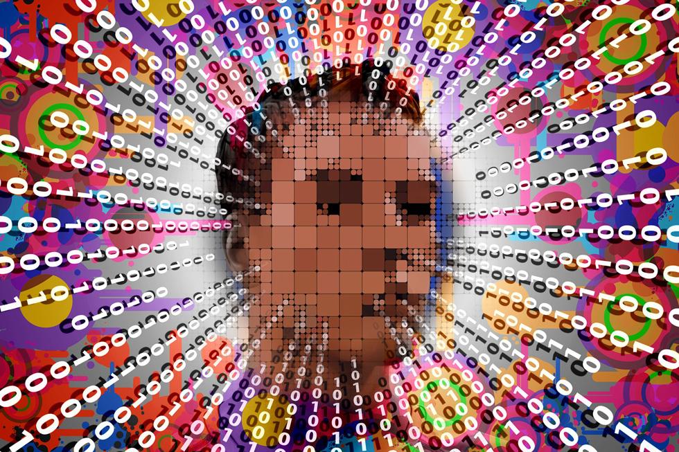 Reconnaissance faciale : souriez, vous êtes évalué ! Photo (c) Gerd Altmann - Pixabay