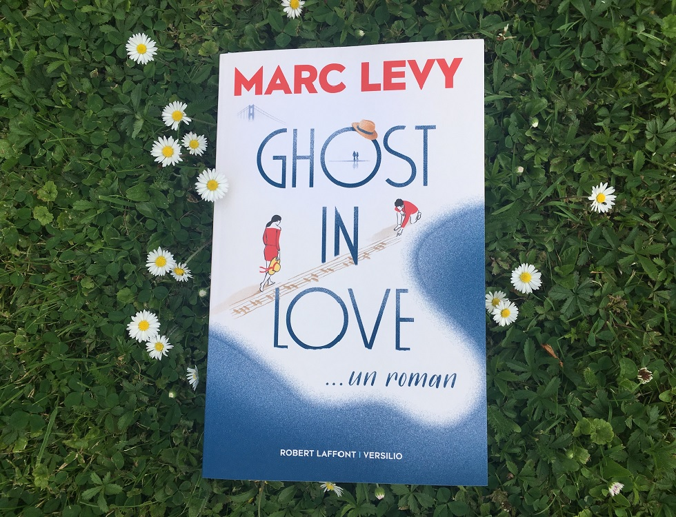 """""""Ghost in love"""" est le 20e roman de Marc Levy. Photo © Anne-Sophie Leroy."""