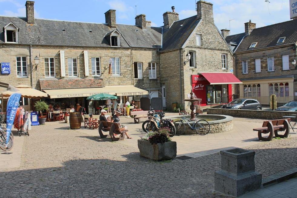 Place du Tripot. © J. P.